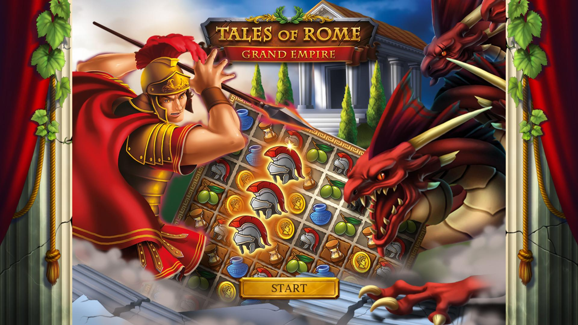 Сказания о Риме 2: Великая Империя | Tales of Rome 2: Grand Empire (En)