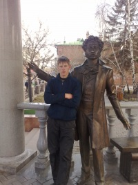 Коля Авхименко, 26 мая 1995, Иркутск, id116166501