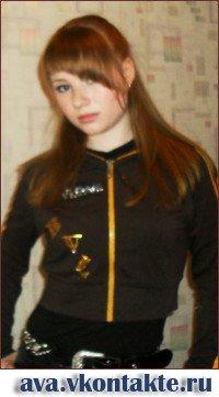 Марина Звягинцева, 2 августа 1989, Ижевск, id66426685