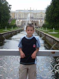 Рома Гладков, 5 февраля 1996, Санкт-Петербург, id44951763