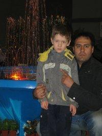 Сарибек Барсегян, Рустави