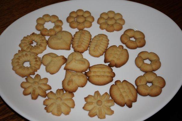 печенье из шприца рецепт с фото