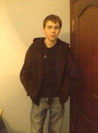 Юра Воробьев, 13 марта 1989, Красноярск, id37914476