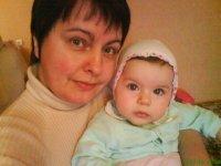 Елена Малкова, 25 мая 1963, Санкт-Петербург, id64273778