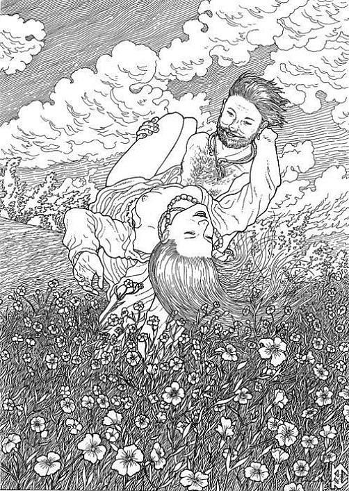 Славянская Камасутра. Дао любви отдыхает.