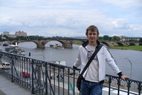 Tommy Laur, Dresden