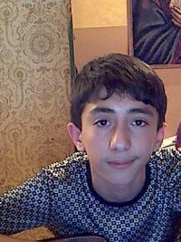 Нарек Симонян, 30 декабря , Москва, id107548344