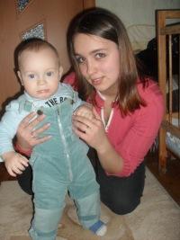Ирина Галушка, 22 октября 1988, Санкт-Петербург, id111157623