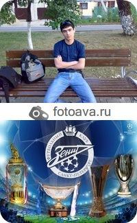 Рустам Зияев, 6 марта 1990, Москва, id126756224