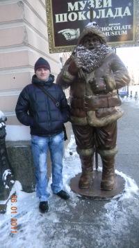 Вадим Цайтлер, 8 января 1987, Санкт-Петербург, id70602698