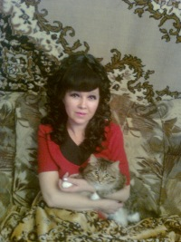 Татьяна Верещагина, Губаха, id120966867