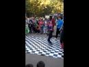 Батл №1 Уличные танцы в Парке Космонавтов