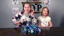 Lego UniKitty Laboratory Unboxing Build Video by PieDuckPop youtube channel