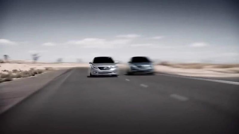 Hyundai Sonata - Precision in Driving Commercial [HD]