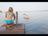 Челюсти 3D (2011) Трейлер фильма ужасов про акул