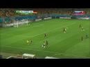 Бразилия - Германия 1-7 ВСЕ ГОЛЫ Чемпионат Мира 2014 ЧМ Футбол 1/4 Финала