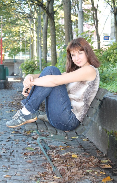 Анастасия Сильверстова