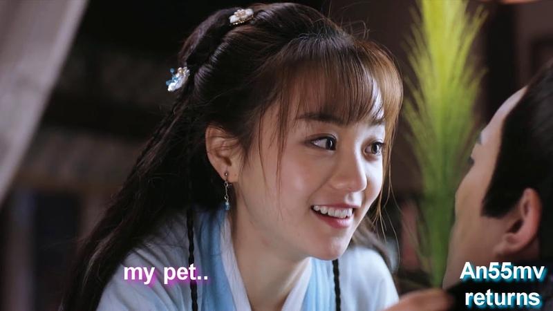 I'm a Pet At Dali Temple MV - Love Actually