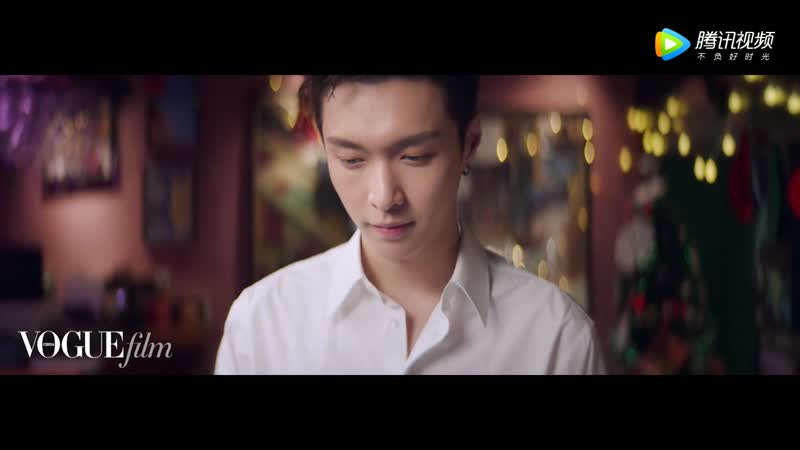 [TEASER] 181210 Vogue 迟到的礼物 The Present That Came Late @ Lay (Zhang Yixing)