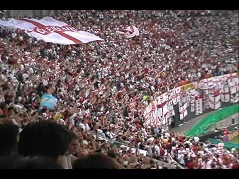 騒乱状態の札幌 Argentina×England worldcup2002 sapporo japan