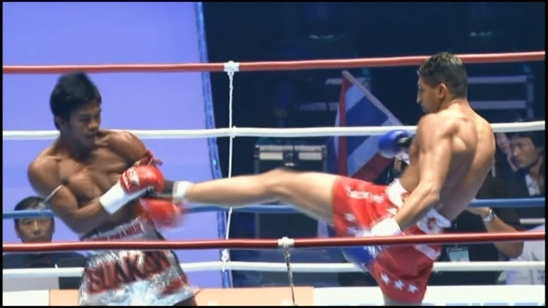 Buakaw Por Pramuk vs Kultar Black Mamba Gill English Commentary