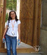 Эльмира Габдулина, Термез