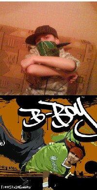 B-Boy Tli, 30 апреля 1996, Нежин, id40630306