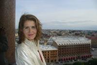 Ольга Баринова, 18 февраля 1984, Санкт-Петербург, id109460777