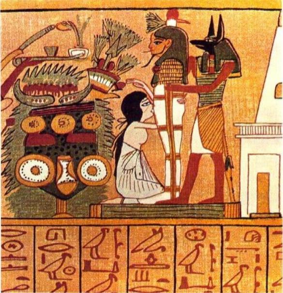 Эротические рассказы египет