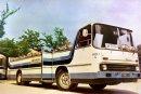 Сочи. Маршрутный автобус № 28 (Ривьера - М. Ахун)