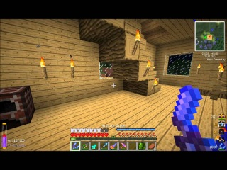 minecraft-подземелье тайн - №33 - бутсы