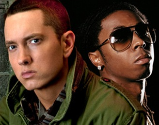 Eminem и Lil Wayne снова вместе