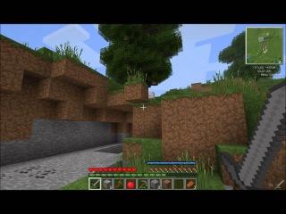 minecraft-подземелье тайн - №1 - первое железо