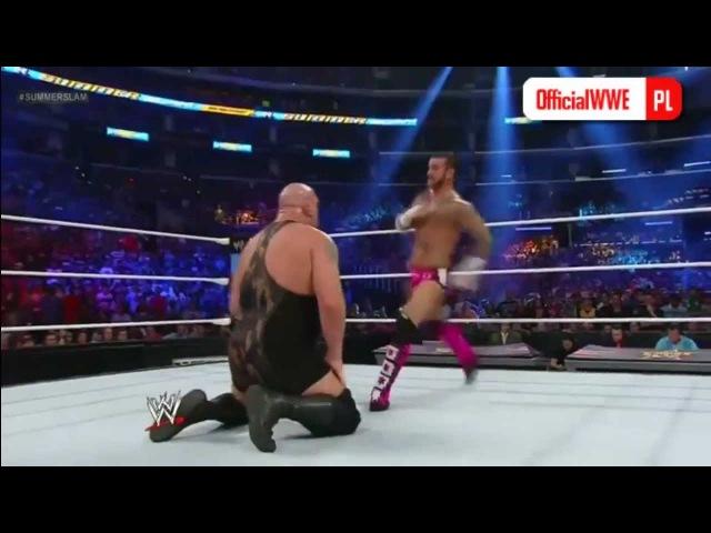 WWE SummerSlam 2012 Highlights (HQ)