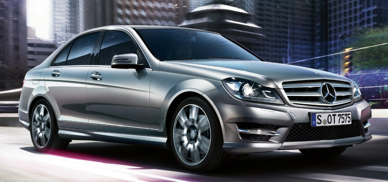 Mercedes-Benz C-klasse 2013