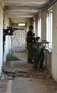 Геворг Солоян, Калининград