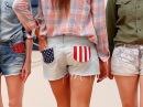 LEAF : Jean Shorts Makeover 3 Ways