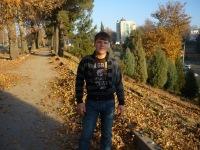 Хомид Хомидов, 10 ноября 1990, Харьков, id131046335