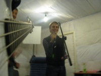 Алексей Антохов, Одесса