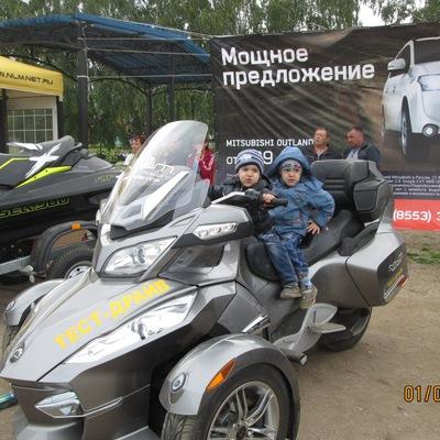 Артур Минсафин, 15 августа , Альметьевск, id202156022
