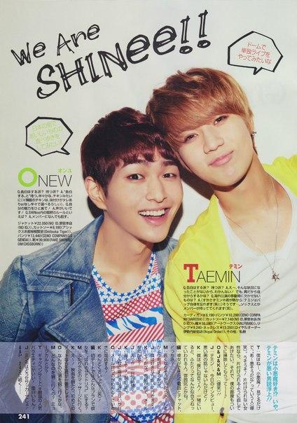 SHINee / 샤이니 [Архив] - Страница 6 - Фансаб-группа Альянс