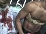 Бой на ножах в тюрьме (Латинская Америка).