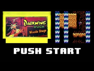 Darkwing Duck - Woods Stage [NES]