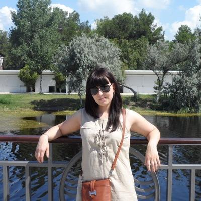 Ольга Барабаш, 2 июля 1987, Абакан, id93714655