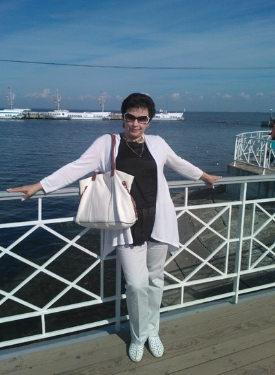 Людмила Ерещенко