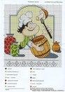 """Вложения.  Только что законченный поваренок из серии  """"Кулинарный техникум """" Светланы Прокопец."""