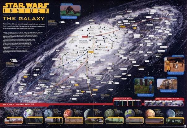 Галактика звездных войн