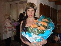 Оксана Песельникова, 17 февраля 1973, Орел, id48690370