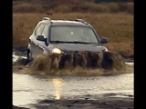 Hyundai Tucson, туссан, грязь и большая лужа