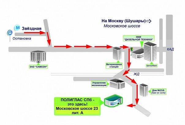 ООО Полиглас СПб ПОЛИКАРБОНАТ